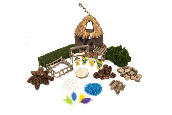 Acorn Dwelling Set