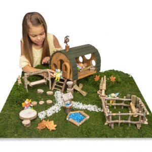 Woodland Dwelling Set