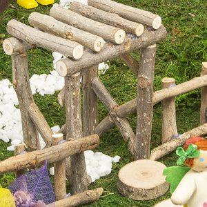 Wooden Arbour