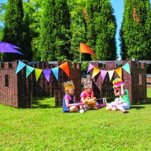 Wicker Castle Panels