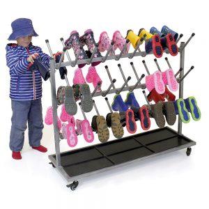 Wellington Boot Storage Rack