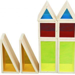 Colourful Window Blocks