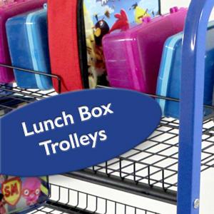 Lunch Box Trolleys