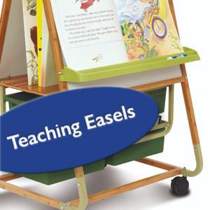 Teaching easels