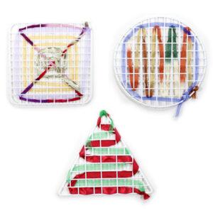 Geometric Shapes Weaving Pack