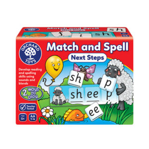 Match and Spell - Next Step